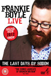 Frankie Boyle - The Last Days Of Sodom (UK-import) (DVD)