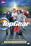 Top Gear - Sesong 18 (DVD)