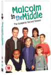 Malcolm In The Middle - Sesong 2 (UK-import) (DVD)