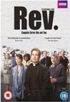 Rev. - Sesong 1 & 2 (UK-import) (DVD)
