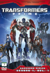 Transformers Prime - Sesong 1 Vol. 1 (DVD)
