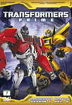 Transformers Prime - Sesong 1 Vol. 2 (DVD)