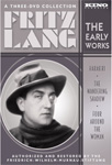 Fritz Lang - The Early Works (DVD - SONE 1)