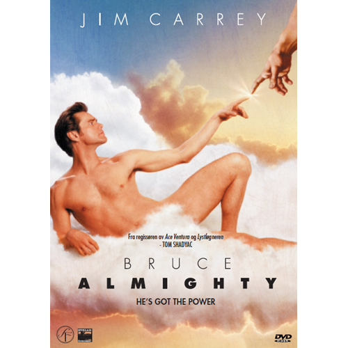 Bruce Almighty (UK-import) (DVD)