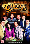 Cheers - Sesong 8 (UK-import) (DVD)