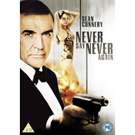 James Bond - Never Say Never Again (UK-import) (DVD)