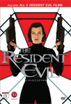 The Resident Evil Collection (DVD)