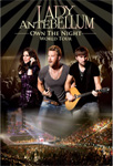 Lady Antebellum - Own The Night World Tour (UK-import) (DVD)