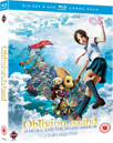 Oblivion Island: Haruka And The Magic Mirror (UK-import) (Blu-ray + DVD)