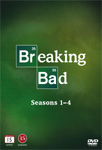 Breaking Bad - Sesong 1 - 4 (DVD)