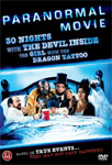 Paranormal Movie - 30 Nights With The Devil Inside The Girl With The Dragon Tattoo (DVD)