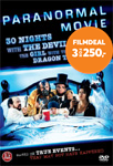 Produktbilde for Paranormal Movie - 30 Nights With The Devil Inside The Girl With The Dragon Tattoo (DVD)