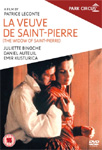 La Veuve De Saint-Pierre (UK-import) (DVD)