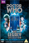 Doctor Who - Legacy Collection (UK-import) (DVD)
