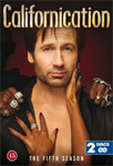 Produktbilde for Californication - Sesong 5 (DVD)