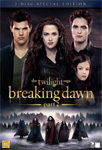 The Twilight Saga - Breaking Dawn - Del 2 (DVD)