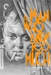 The Man Who Knew Too Much - Criterion Collection (DVD - SONE 1)