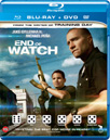 End Of Watch (Blu-ray + DVD)