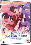 The World God Only Knows - Series 2 (UK-import) (DVD)
