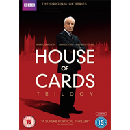 The House Of Cards Trilogy (UK-import) (DVD)