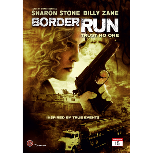 Border Run (DVD)