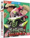 Tiger & Bunny - Part 1 (UK-import) (Blu-ray + DVD)