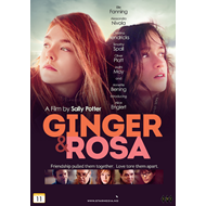 Ginger And Rosa (DVD)
