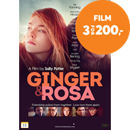 Produktbilde for Ginger And Rosa (DVD)