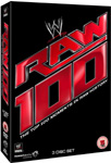 WWE - Top 100 Raw Moments (UK-import) (DVD)