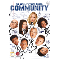 Community - Sesong 3 (DVD)