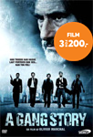 Produktbilde for A Gang Story (DVD)
