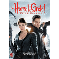 Hansel & Gretel - Witch Hunters (DVD)