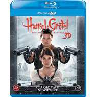 Hansel & Gretel - Witch Hunters (Blu-ray 3D)