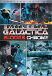 Battlestar Galactica - Blood And Chrome (DVD)