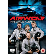 Airwolf - Sesong 4 (UK-import) (DVD)