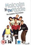 Malcolm In The Middle - Sesong 3 (UK-import) (DVD)