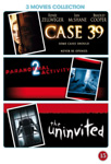 Paranormal Activity 2 / Case 39 / The Uninvited (DVD)