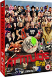 WWE - The Attitude Era (UK-import) (DVD)