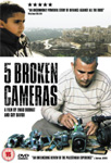 5 Broken Cameras (UK-import) (DVD)