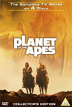 Planet Of The Apes - The Television Series (UK-import) (DVD)