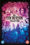 The Tim Burton Collection (UK-import) (DVD)