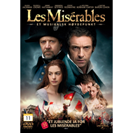 Les Miserables (2012) (DVD)