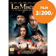 Produktbilde for Les Miserables (2012) (DVD)