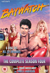 Baywatch - Sesong 4 (UK-import) (DVD)