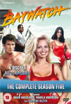 Baywatch - Sesong 5 (UK-import) (DVD)
