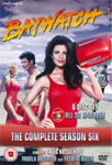Baywatch - Sesong 6 (UK-import) (DVD)