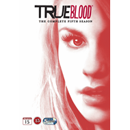 Produktbilde for True Blood - Sesong 5 (DVD)