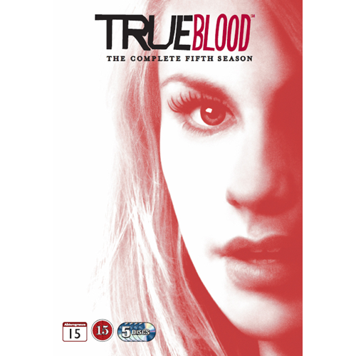 True Blood - Sesong 5 (DVD)