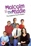 Malcolm In The Middle - Sesong 4 (UK-import) (DVD)