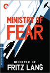 Ministry Of Fear - Criterion Collection (DVD - SONE 1)